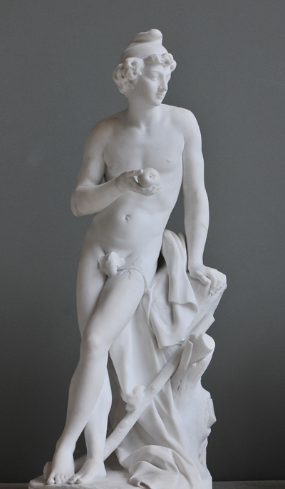 Le Berger Pâris. Nicolas François Gillet