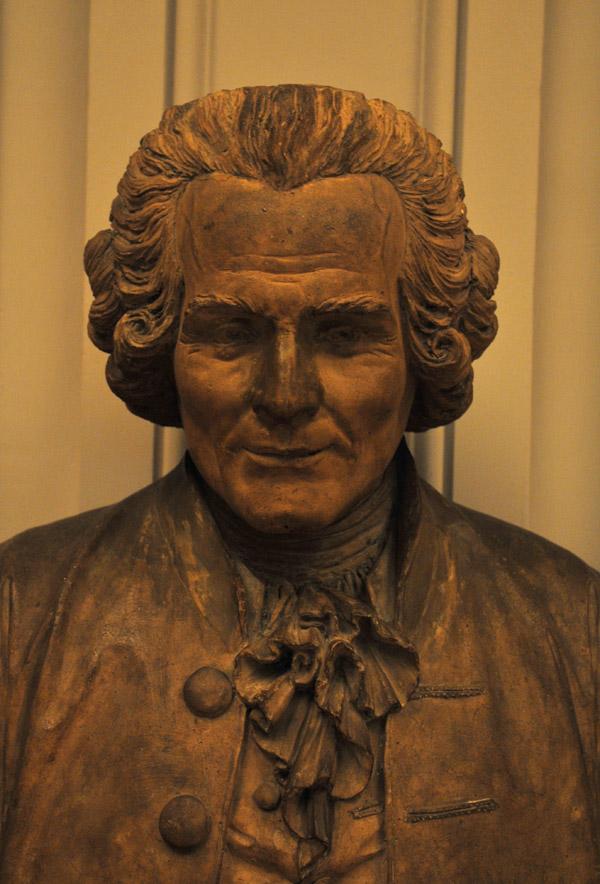 Jean Jacques Rousseau. Etienne Pierre Adrien.