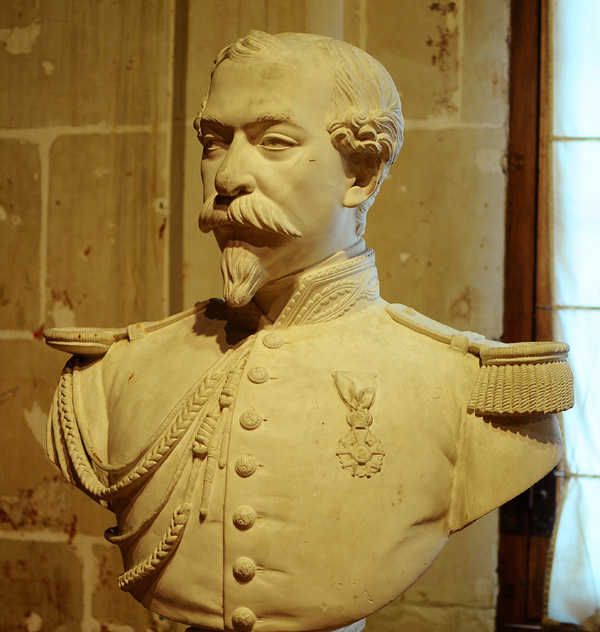 Baron Charles Aymé. François René Guétrot.
