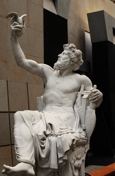 Anacréon. Eugène Guillaume.