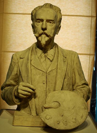 Eugène Gervais. Alfred Jean Baptiste Halou.