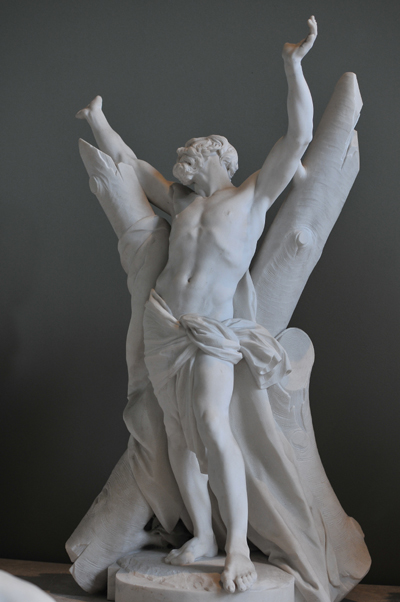 Saint André. Jean Baptiste d'Huez.