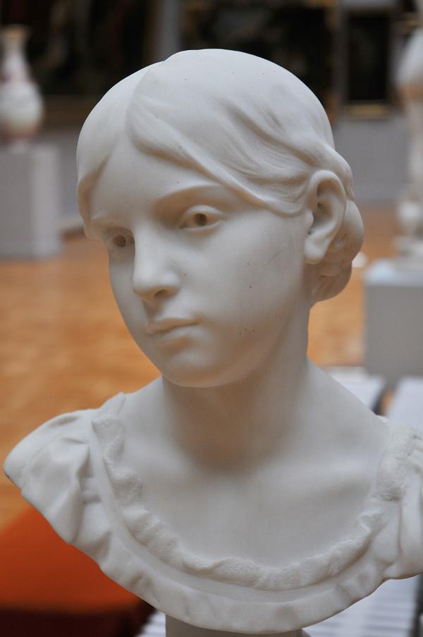 Jeune italienne. Jean Hugues.