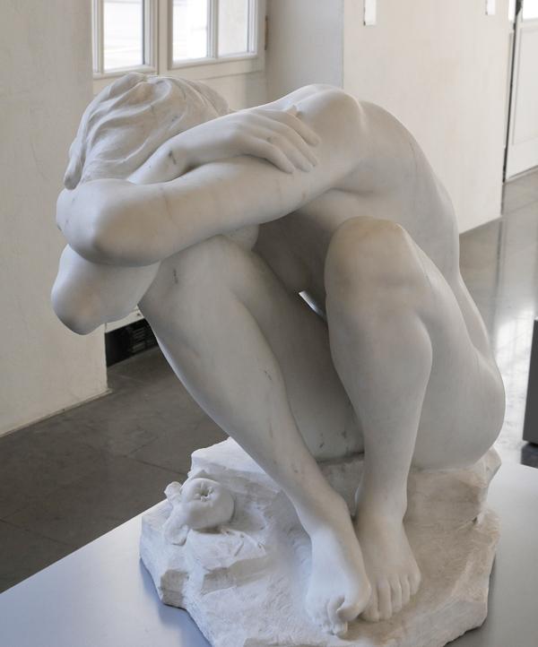 Eve. Jean Antoine Injalbert.