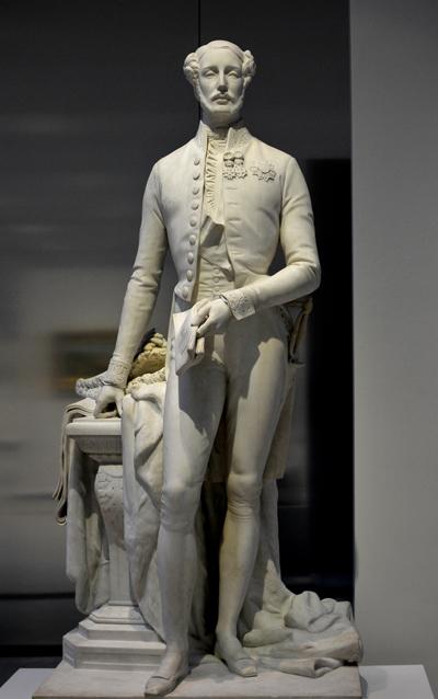 Le duc d'Orléans. Jean Louis Jaley.