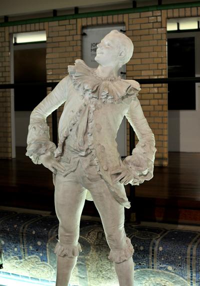 Pierrot. André Laoust.