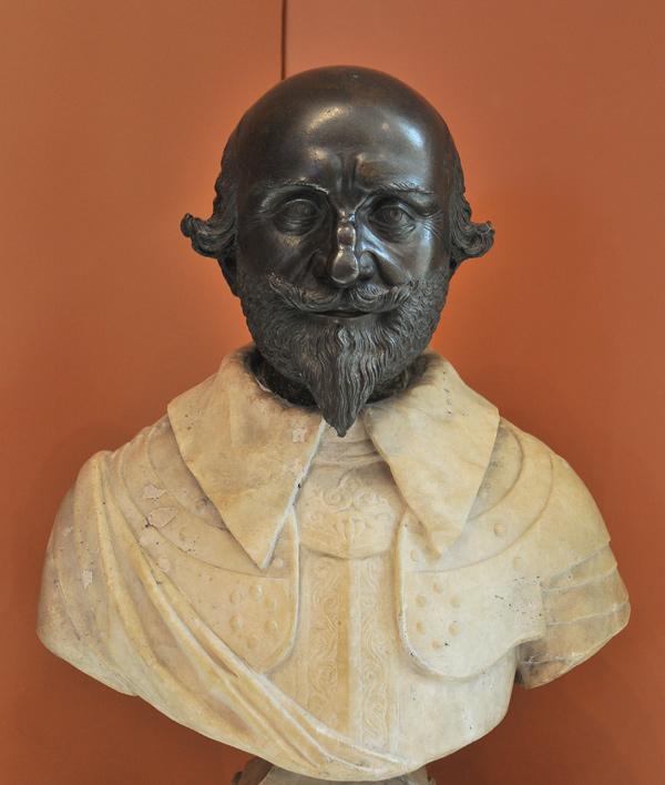 Henri de Montmorency. Hubert Le Sueur