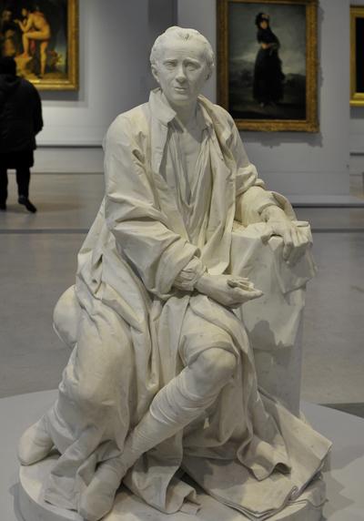 D'Alembert. Félix Lecomte