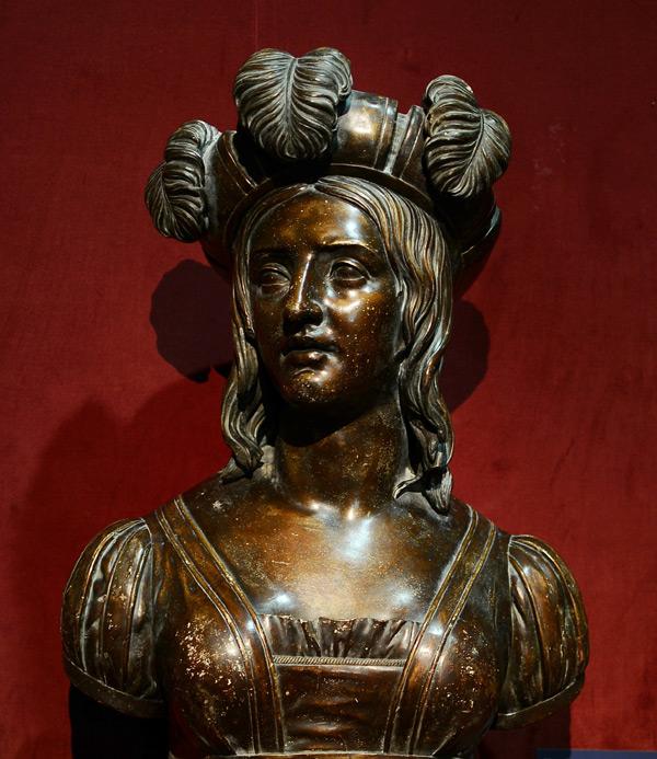 Jeanne d'Arc. Jean François Legendre-Héral.