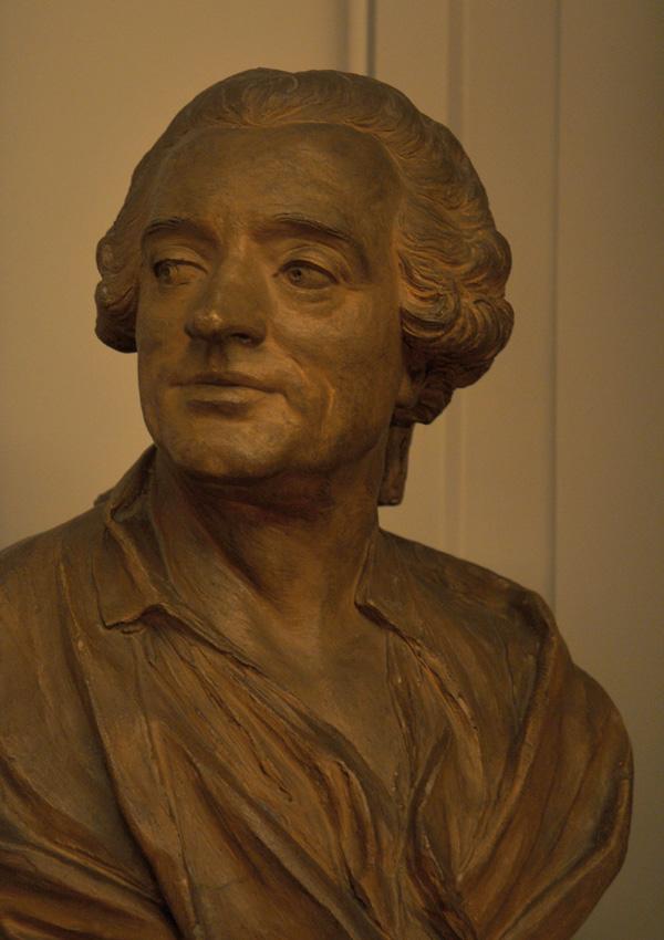 Maurice Quentin Delatour. Jean Baptiste II Lemoyne.