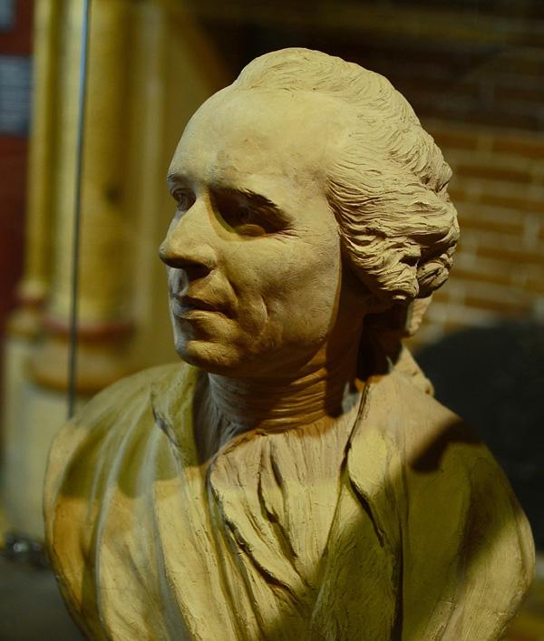 Dye Gendrier. Jean Baptiste II Lemoyne
