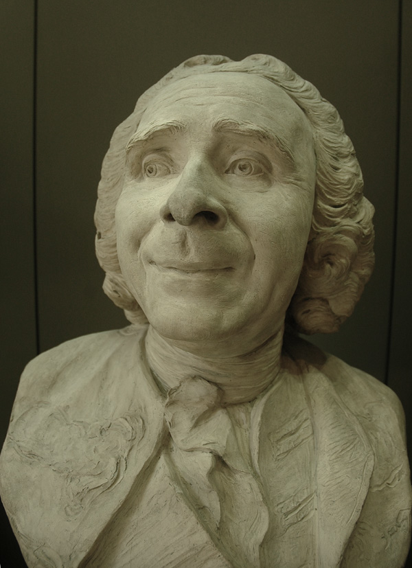 Antoine Ferchault Réaumur. Jean Baptiste II Lemoyne.