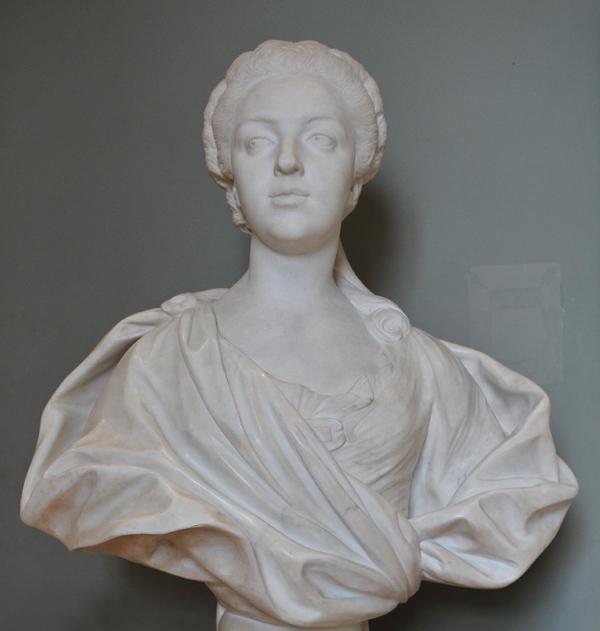 Marie Adélaïde. Jean Baptiste Lemoyne.