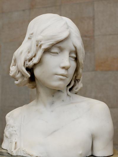 Saint Jean Baptiste. Alfred Charles Lenoir.