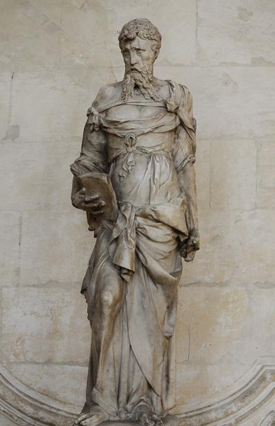 Saint Paul. Nicolas Marchand.