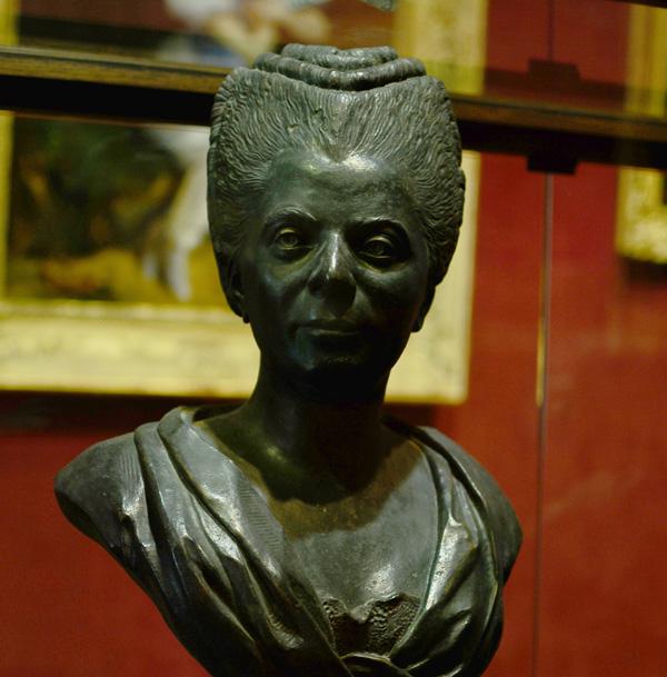Mlle Clairon. Pierre Mérard
