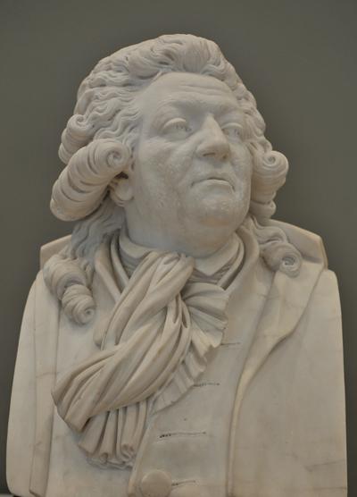 Mirabeau. Lucas de Montigny