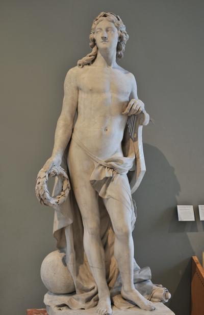 Apollon. Louis Philippe Mouchy.