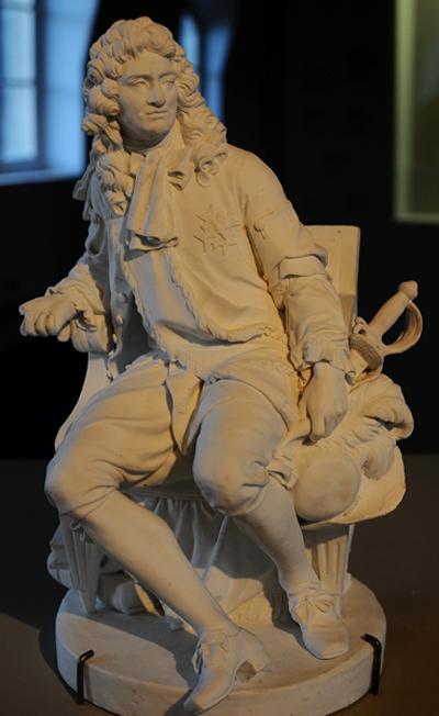 Montaussier. Louis Philippe Mouchy.