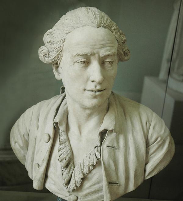 Pierre François Basan. Augustin Pajou.