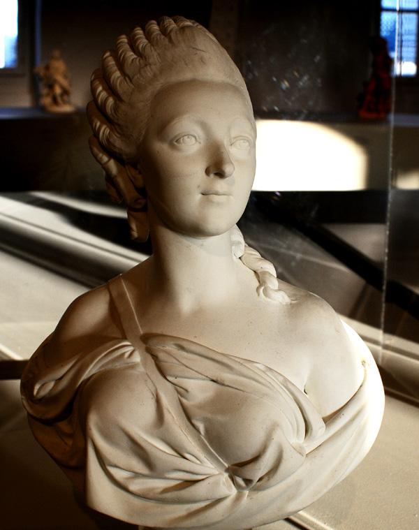 Madame Du Barry.