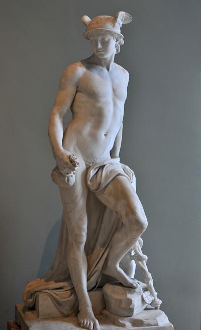 Mercure. Augustin Pajou.