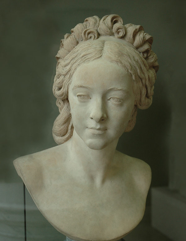 Nathalie Laborde. Augustin Pajou.