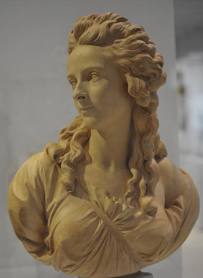 Elisabeth Vigée Lebrun. Antonin Pajou.