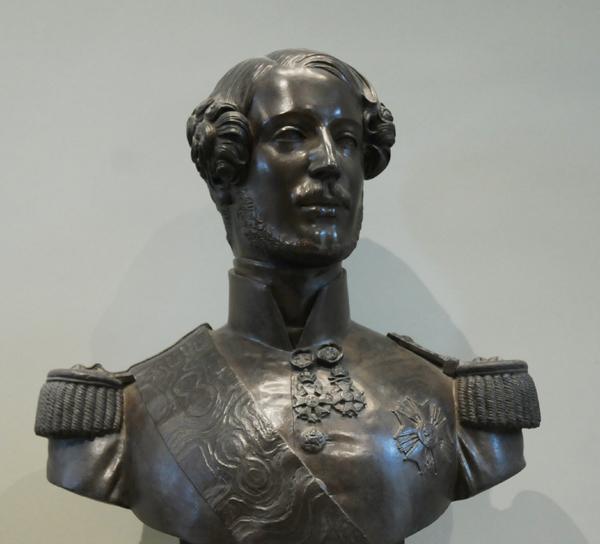 Le duc d'Orléans. James Pradier.
