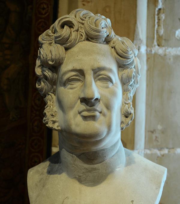 Louis Philippe. Jules Pradier.
