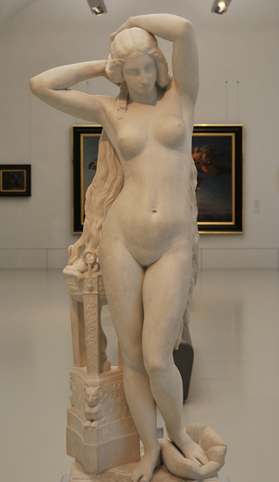 Nyssia. James Pradier.