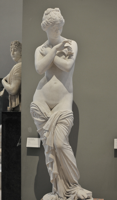 Psyché. James Pradier.