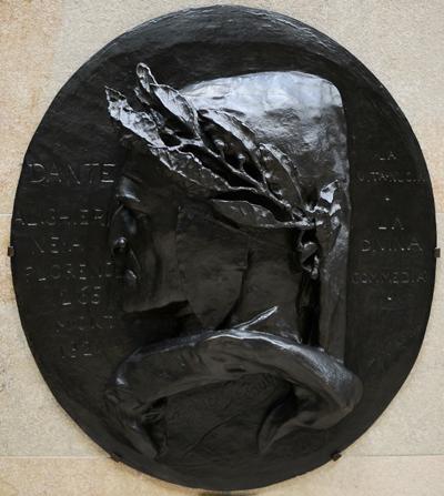 Dante. Antoine Auguste Préault.