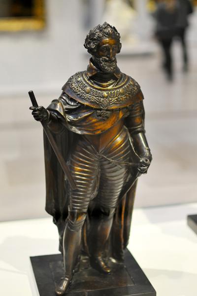 Henri IV. Barthelémy Prieur.