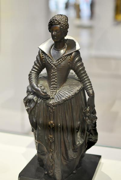Marie de Médicis. Barthélemy Prieur.