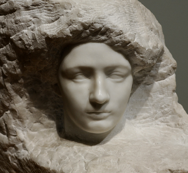 L'Aurore. Auguste Rodin.