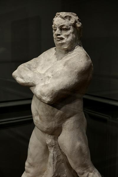Balzac. Etude. Auguste Rodin.