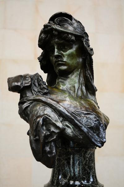 Bellone. Auguste Rodin.