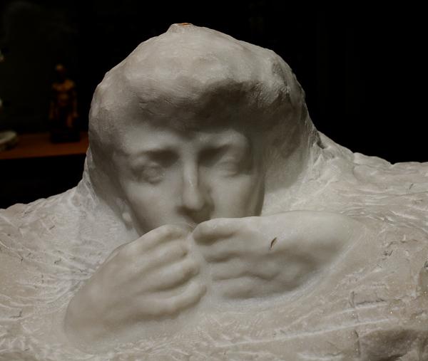La Convalescence. Auguste Rodin.