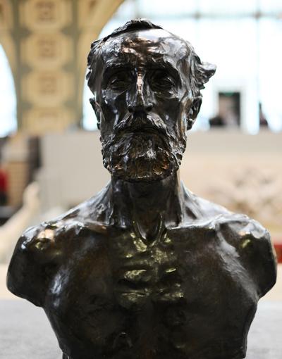 Dalou. Auguste Rodin.