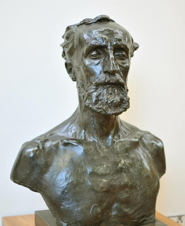 Jules Dalou. Auguste Rodin.