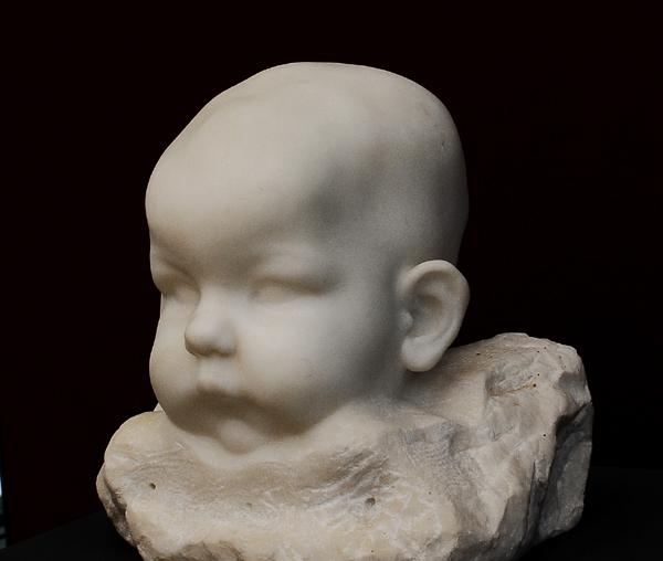 Enfant. Auguste Rodin.