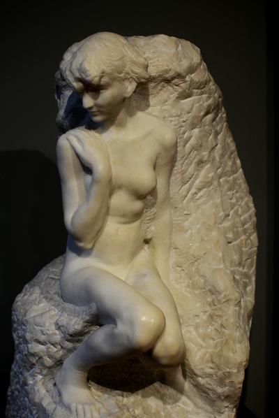 Galathée. Auguste Rodin.