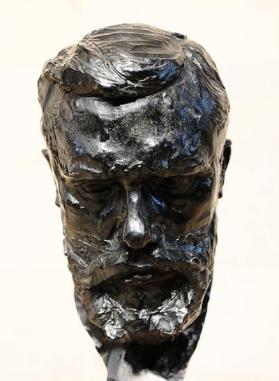Geoffroy. Auguste Rodin.