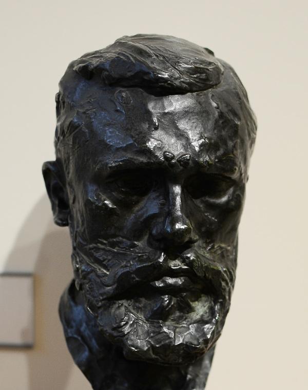 Geffroy. Auguste Rodin.