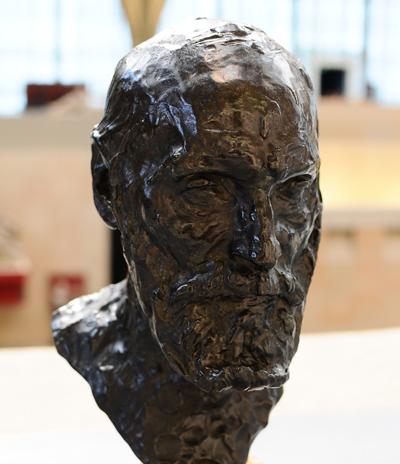 Guillaume. Auguste Rodin.