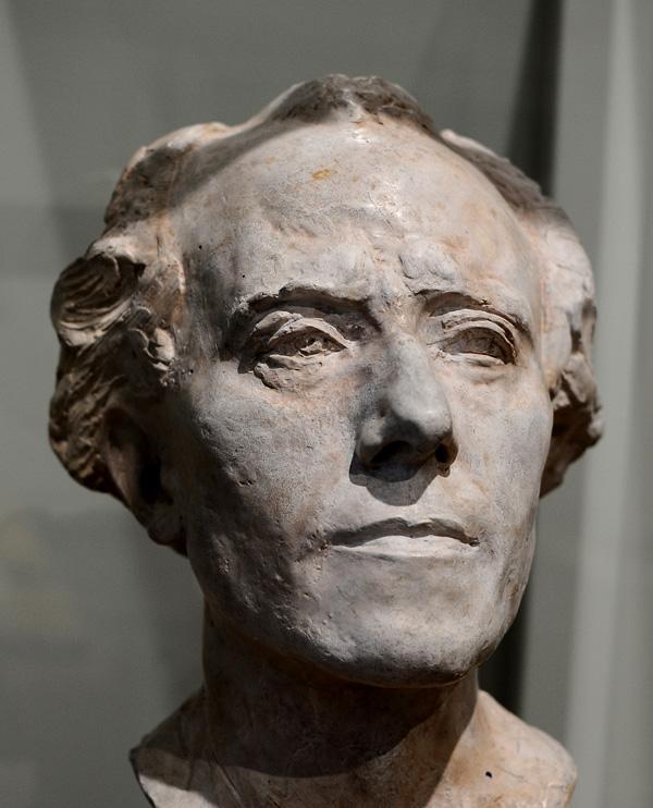 Gustav Malher. Auguste Rodin.