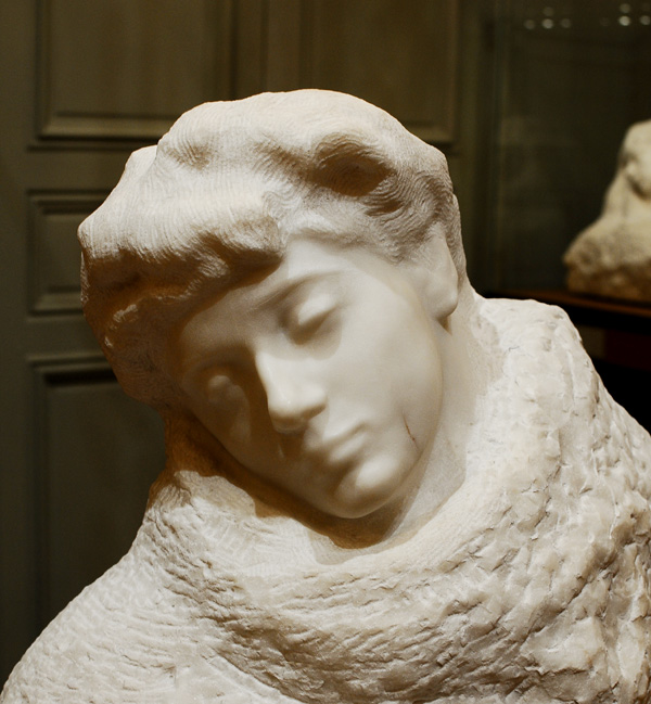 Lady Sackville. Auguste Rodin.
