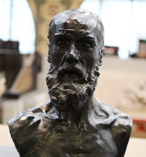 Laurens. Auguste Rodin.
