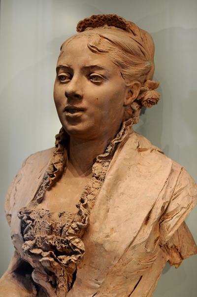 Madame Cruchet. Auguste Rodin.
